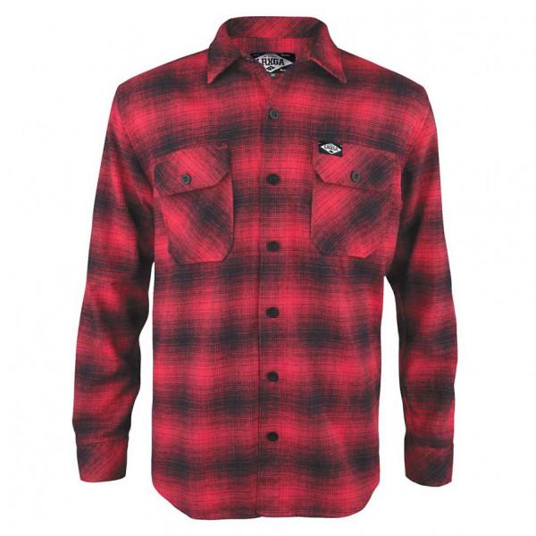 Loose Riders - Shirt - Hemd Gr M rot/rosa LR-MSF-19002-NCL-102