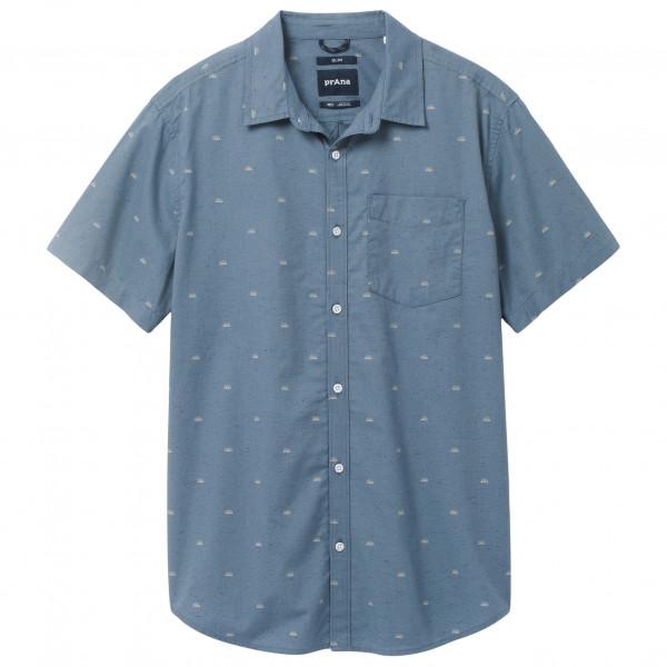 Prana - Salerno Shirt - Hemd Gr L - Slim Fit;M - Slim Fit;S - Slim Fit;XXL - Slim Fit grau/blau M11212628