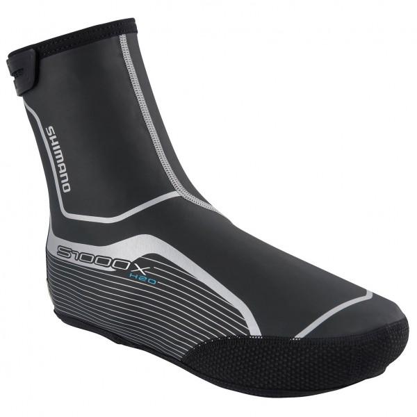 Überschuh Trail H2O/S1000X - Überschuhe Gr S schwarz/grau