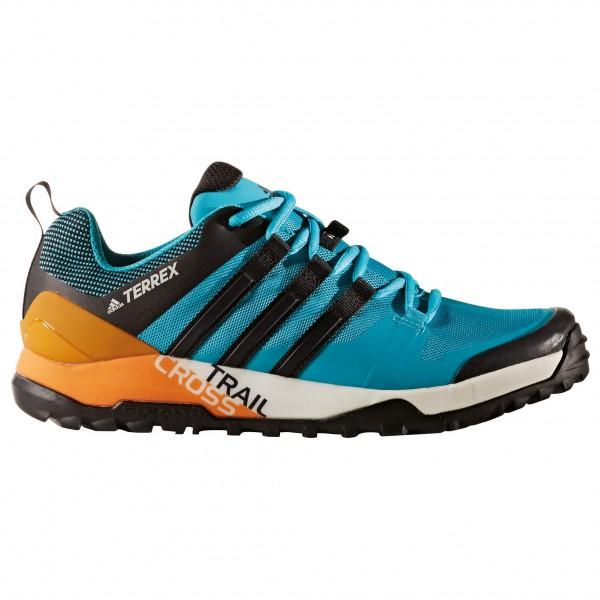 adidas Terrex Trail Cross SL Fietsschoenen maat 12 zwart-turkoois