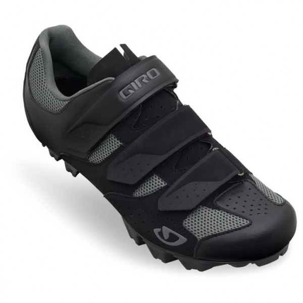Giro - Herraduro Radschuhe Gr 47 schwarz/grau