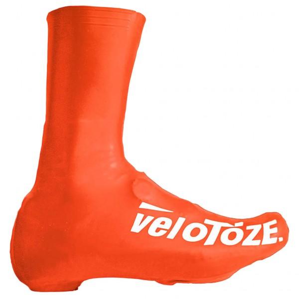 veloToze - Tall Cover Rad-Überschuhe Gr S 37-40 rot/orange