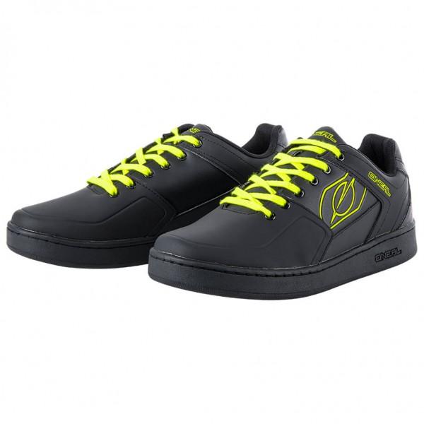 #O'Neal – Pinned Pedal Shoe – Radschuhe Gr 37;38;39;40;41;42;43;44;45;46;47 schwarz#