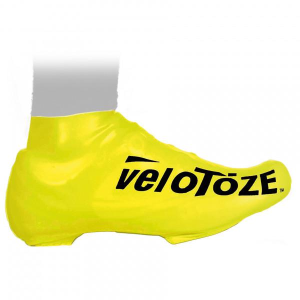 #veloToze – Road 2.0 Kurz – Überschuhe Gr 37-42,5 gelb#