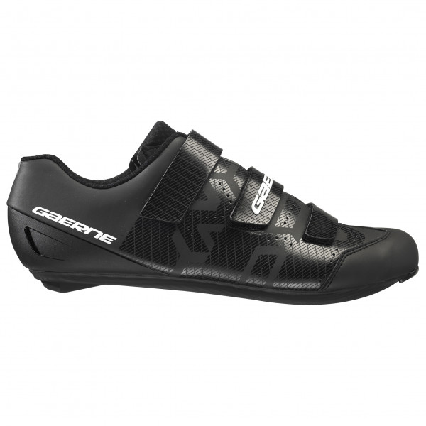 Gaerne - G.record - Cycling Shoes Size 45 5 - Wide  Black/grey