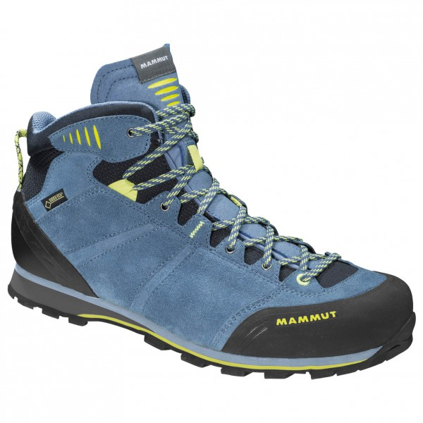 Wall Guide Mid GTX - Approachschuhe Gr 8,5 blau