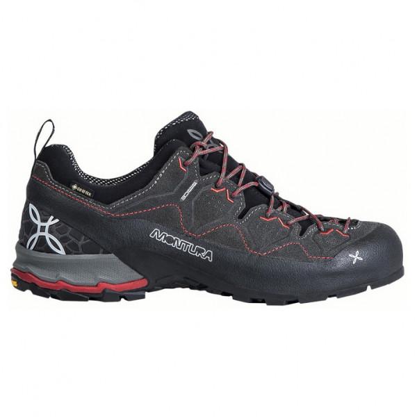 La Sportiva - Geckogym - Climbing Shoes Size 37 5  Black/red/grey