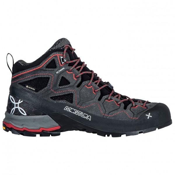 La Sportiva - Genius - Climbing Shoes Size 37 5  Black/orange