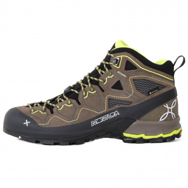 La Sportiva - Genius - Climbing Shoes Size 36  Black/orange