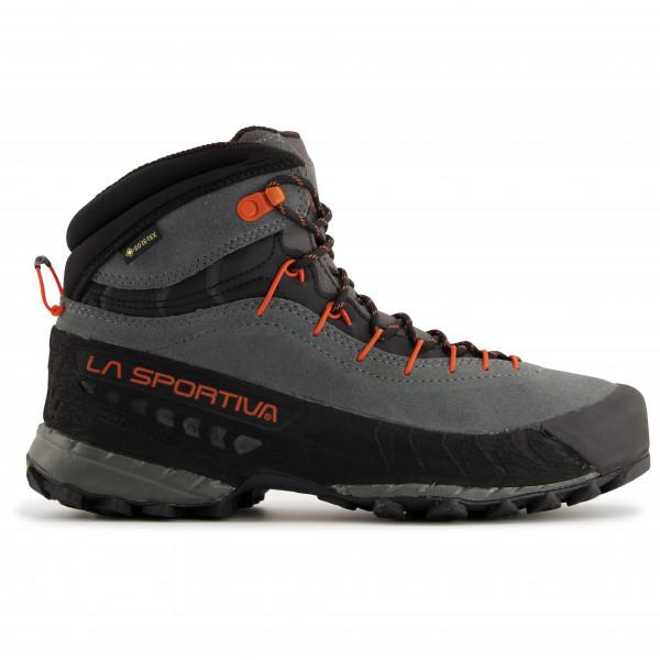 La Sportiva - Tx4 Mid Gtx - Approach Shoes Size 40 5  Black/olive