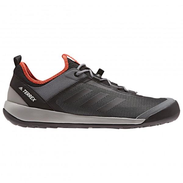 adidas - Terrex Swift Solo - Approachschuhe Gr 8,5 schwarz/grau Preisvergleich