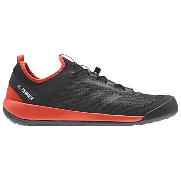 adidas - Terrex Swift Solo - Approachschuhe Gr 12,5 schwarz Preisvergleich