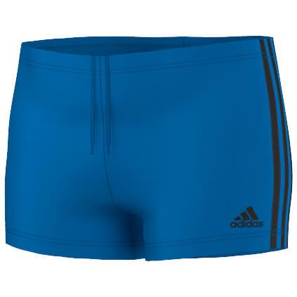 Adidas Inf 3S Boxer Zwembroek maat 4 blauw
