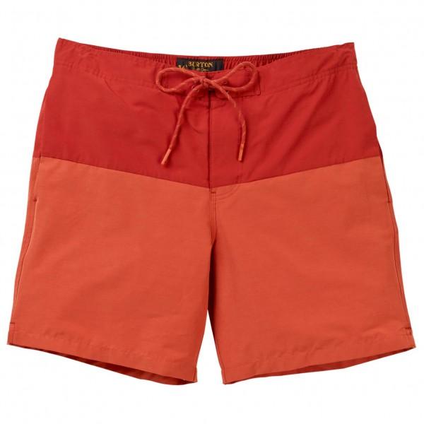 Burton - Creekside Short - Boardshort Gr 31 rot Preisvergleich