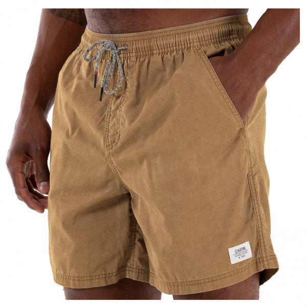 #Katin – Poolside Volley – Boardshorts Gr M – Length: 17'' braun#