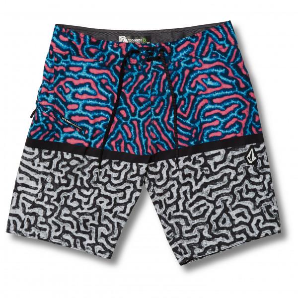 Volcom - Coral Morph 20 - Boardshorts Size 34  Grey/black/blue