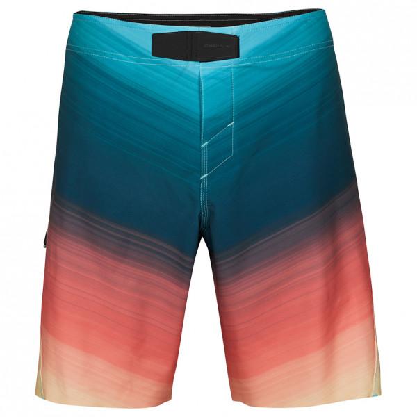 O'Neill - PM Hyperfreak Comp Boardshorts - Boardshorts Gr 29;31;32;33;34;36 blau/rot/türkis 1A3102