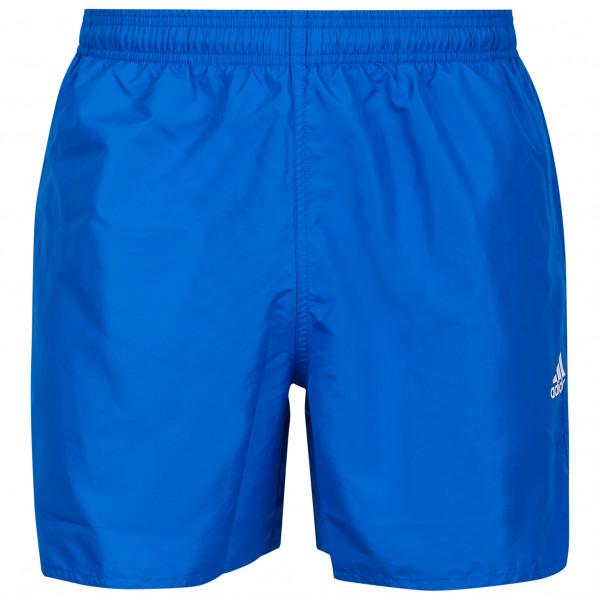 adidas - Solid CLX SH SL - Badehose Gr S blau GQ1082
