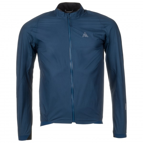 7mesh - Resistance Jacket - Fahrradjacke Gr L blau