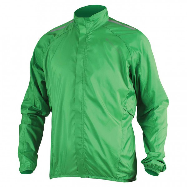 Endura - Pakajak - Fahrradjacke Gr S grün