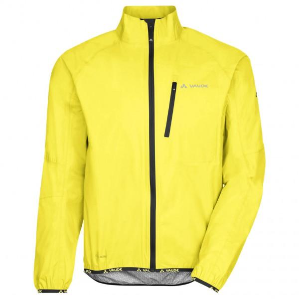 Vaude - Drop Jacket III - Fahrradjacke Gr XXL gelb