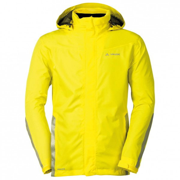 Vaude - Luminum Jacket - Fahrradjacke Gr XXL gelb