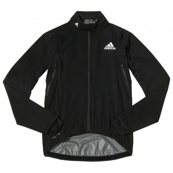 adidas Adistar Pluv Jacket Fietsjack maat M zwart-wit