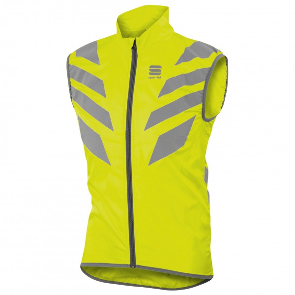 Sportful - Reflex Vest - Fahrradweste Gr XXL gelb