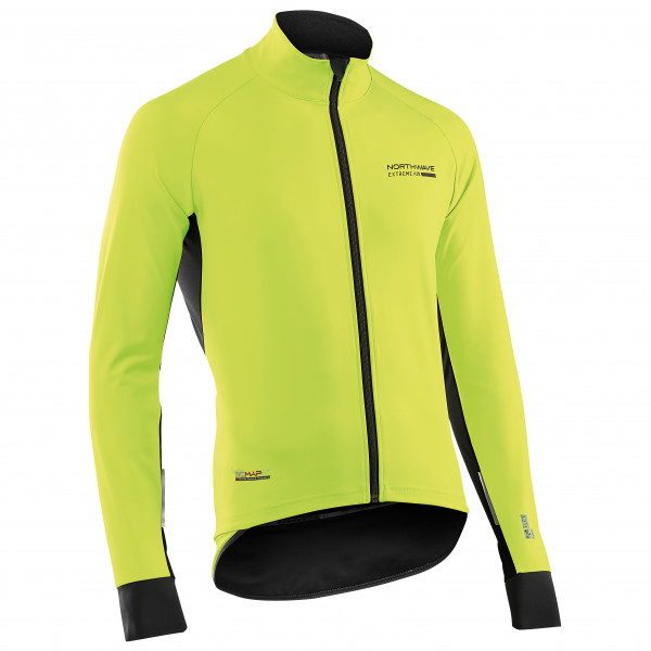 Northwave - Extreme H2o Light Jacket L/s Selective Protection - Cycling Jacket Size L  Green/yellow/black