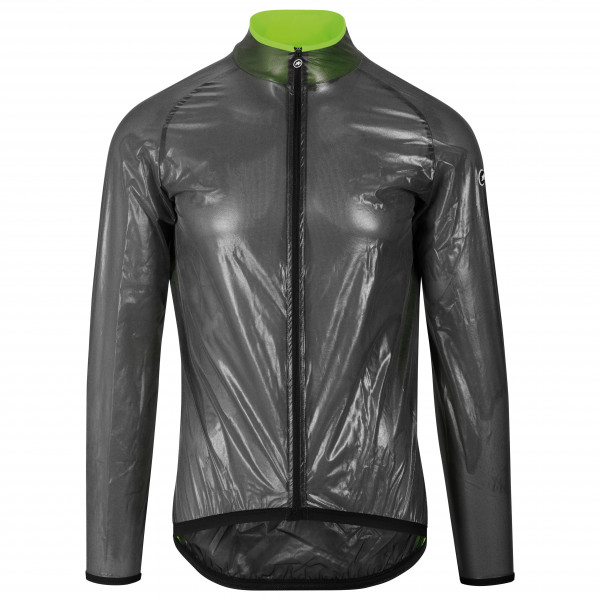 Assos - Mille Gt Clima Jacket Evo - Cycling Jacket Size S  Black/grey
