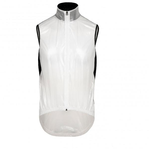 #Bioracer – Body Cristallon – Fahrradweste Gr M weiß/grau#