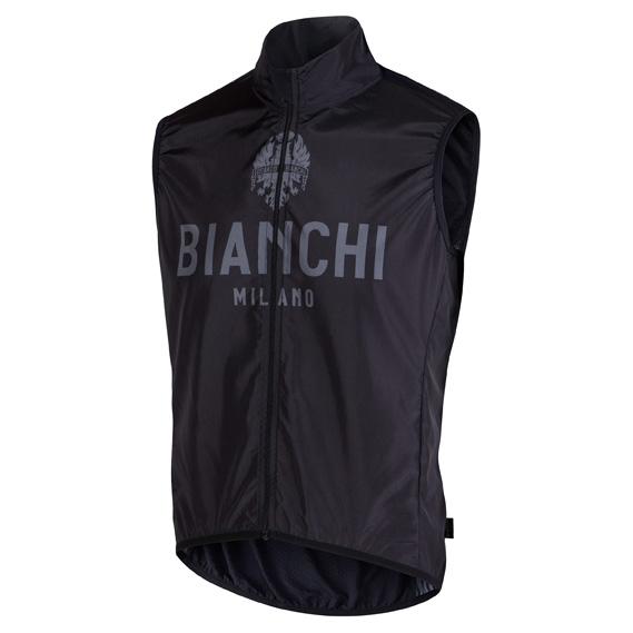 Bianchi Milano - New Passiria - Cycling Vest Size L  Black