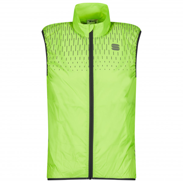 Sportful - Reflex Vest - Cycling Vest Size Xxl  Green/black