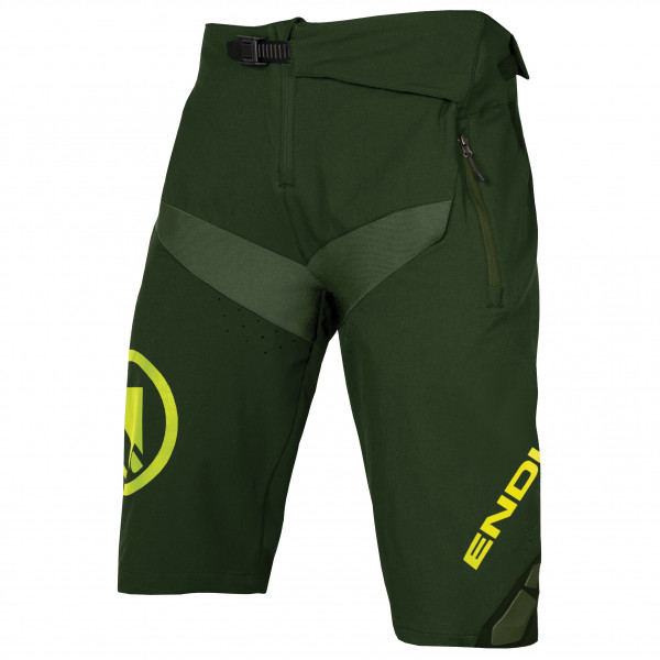 Endura - Mt500 Burner Shorts Ii - Cycling Bottoms Size Xl  Olive