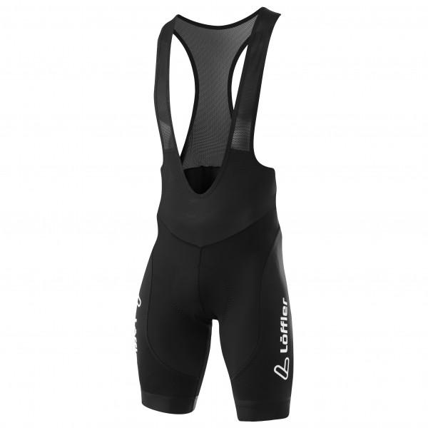 Lffler - Bike Bib Shorts Winner Ii - Cycling Bottoms Size 60  Black