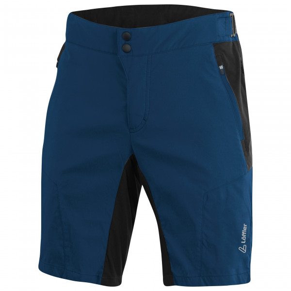 Lffler - Bike Shorts Evo Csl - Cycling Bottoms Size 64  Blue