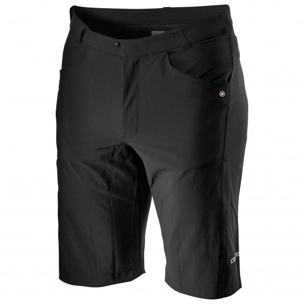 Castelli - Unlimited Baggy Short - Cycling Bottoms Size L  Black