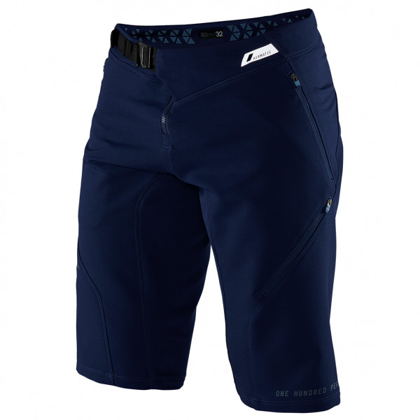 100% - Airmatic Enduro/Trail Short 9131 - Cycling bottoms size 34``, black/blue