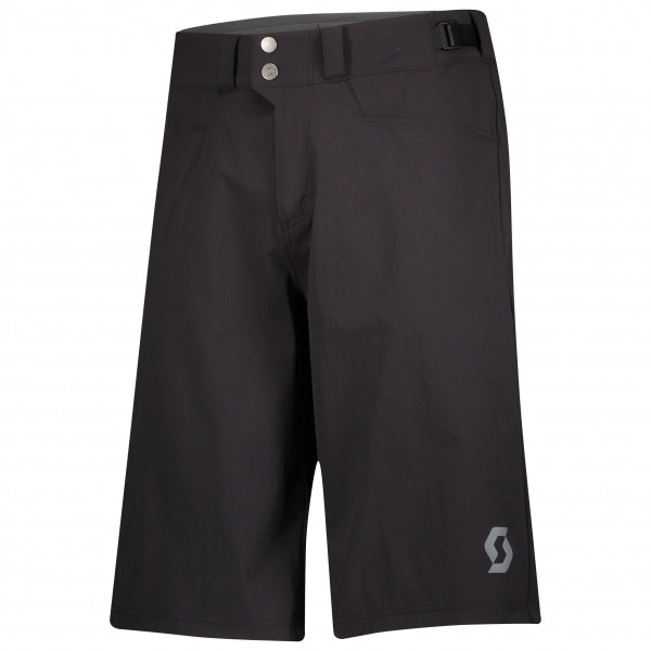 Scott - Shorts Trail Flow With Pad - Cycling Bottoms Size M  Black