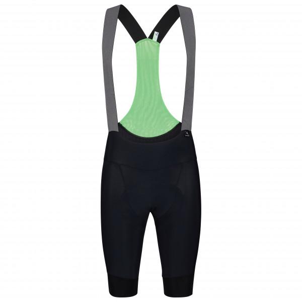 Q36.5 - Salopette Gregarius Ultra - Cycling Bottoms Size Xxl  Black/grey