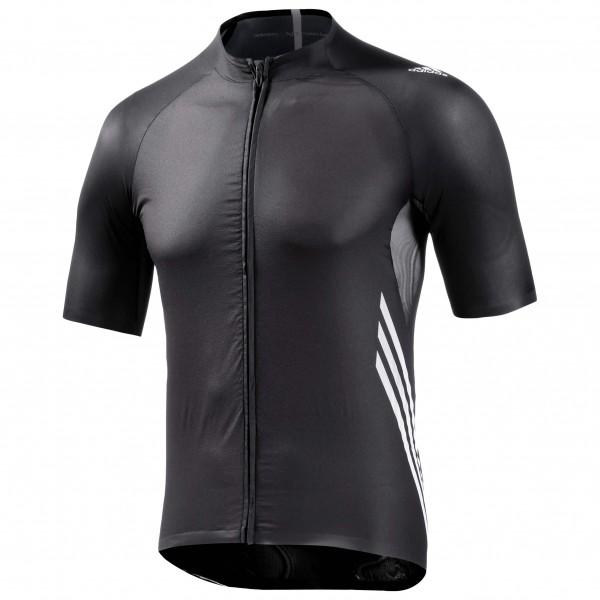 adidas Adizero S-S Jersey Fietsshirt maat M zwart