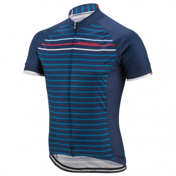 Garneau - Equipe Jersey Radtrikot Gr M blau
