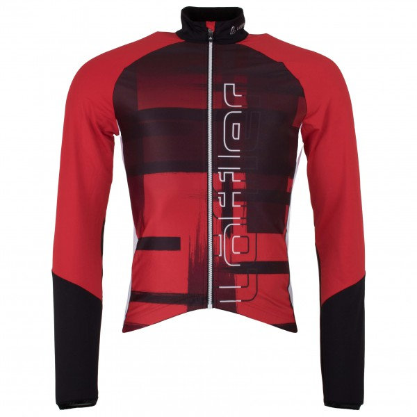 Löffler - Bike Langarmtrikot Airbrush Full Zip ...