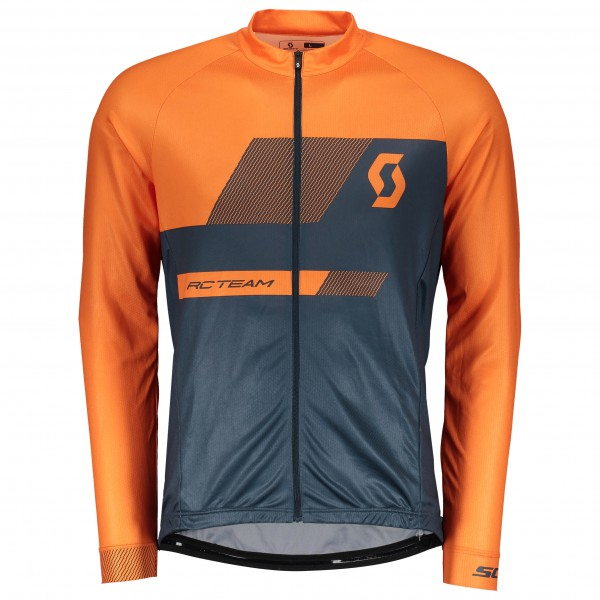 Scott - Shirt RC Team 10 L/S - Radtrikot Gr XL ...