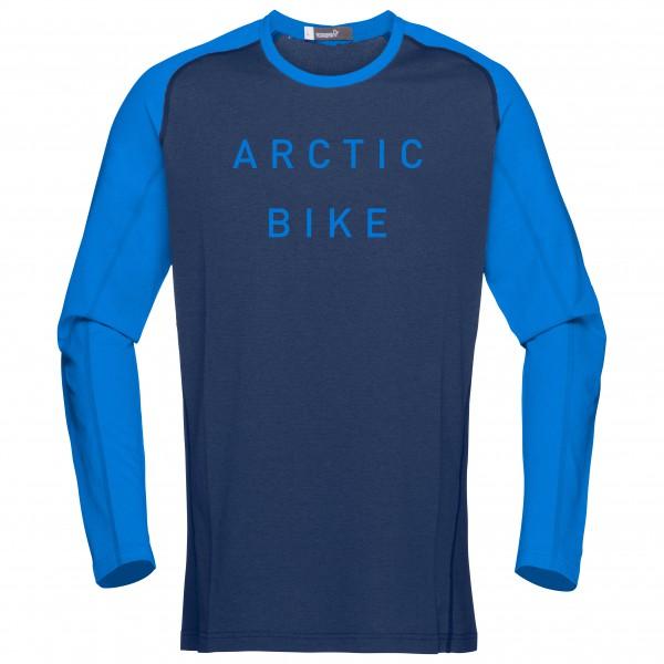 Norrøna - Fjørå Equaliser Lightweight Long Sleeve Gr XL blau Preisvergleich