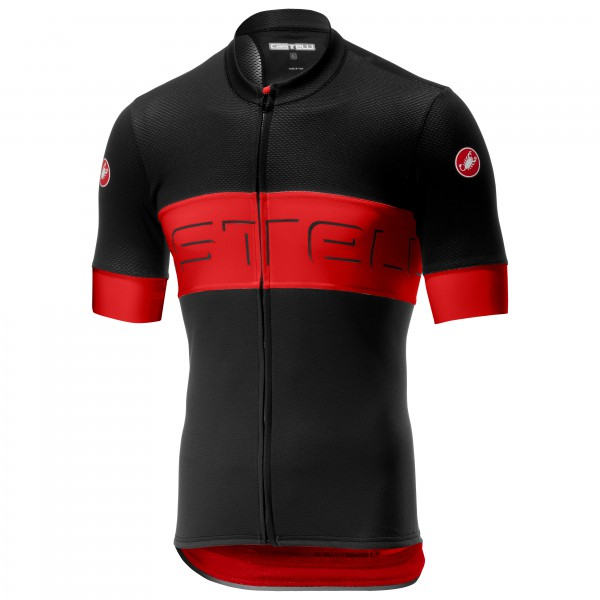 Castelli - Free Sanremo Suit S/s - Cycling Jersey Size S  Black