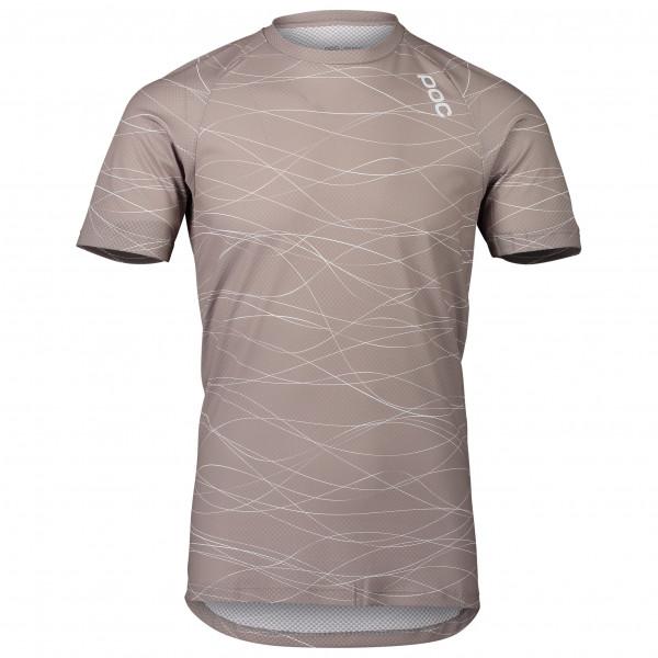 Poc - Mtb Pure Tee - Cycling Jersey Size M  Grey