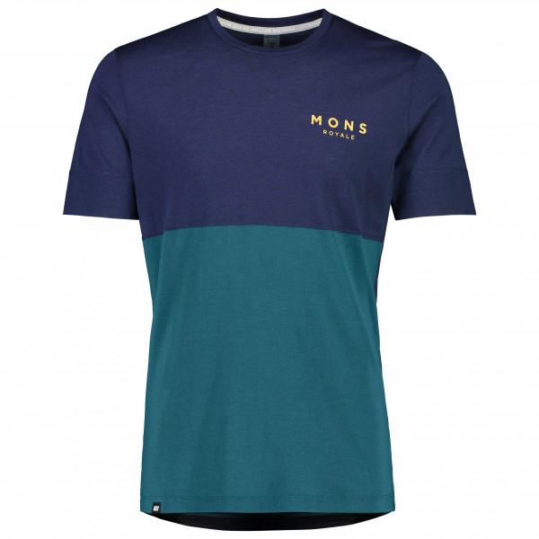 Ortovox - Womens 145 Ultra S-sleeve - Merino Base Layer Size S  Turquoise
