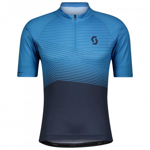 Scott - Shirt Endurance 20 S/s - Cycling Jersey Size S  Blue/black