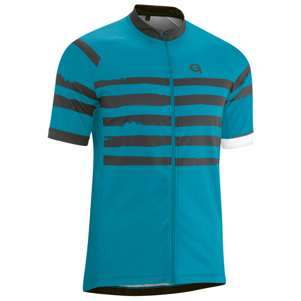 Endura - Fs260-pro Trikot Ii Kurzarm - Cycling Jersey Size L - Regular  Blue